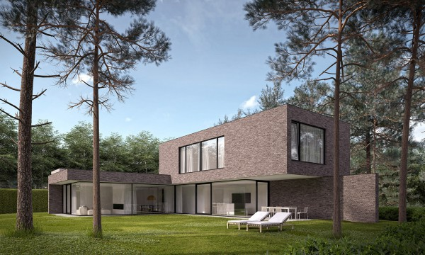 Villaproject, Waasmunster
