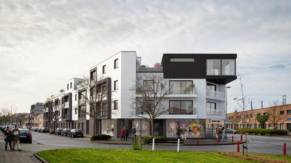 Residentie NIVARIA, Zeebrugge [B]