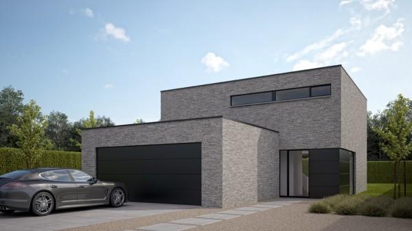 Moderne Villa, Scheldewindeke [B]