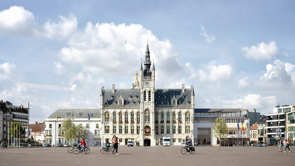 Stadhuis, Sint Niklaas