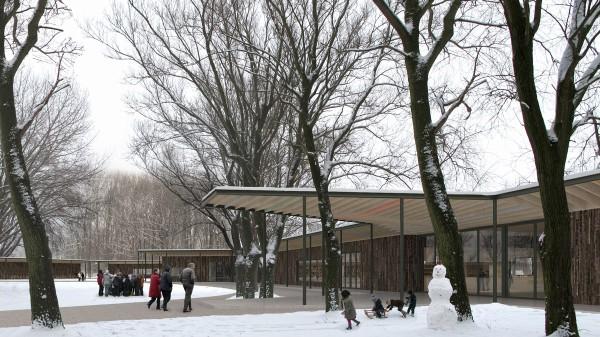 Ontmoetingsruimte, Knokke-Heist [B]