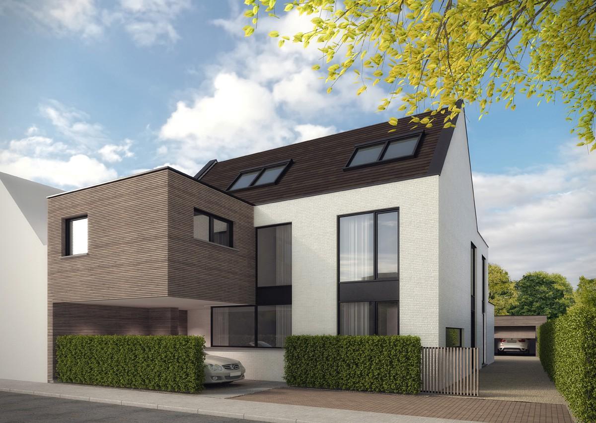Dubbele woning bouwen van halfopen bebouwing for Lijst inrichting huis